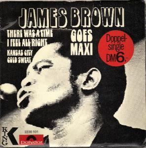 Cover - James Brown: Goes Maxi