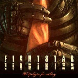 Cover - Fightstar: We Apologise For Nothing