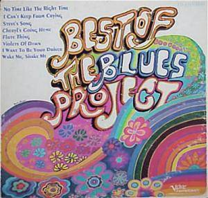 The Blues Project: Best Of The Blues Project - Cover