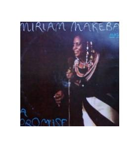 Cover - Miriam Makeba: Promise, A