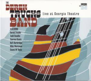 Cover - Derek Trucks Band, The: Live At Georgia Theatre