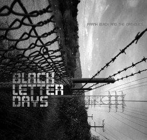 Cover - Frank Black & The Catholics: Black Letter Days