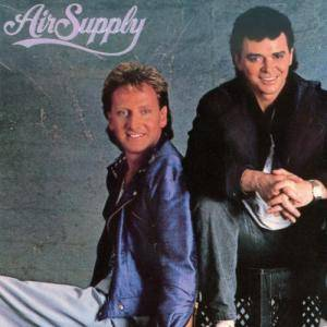 Air Supply: Air Supply - Cover