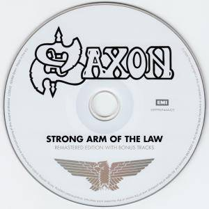 Saxon: Strong Arm Of The Law (CD) - Bild 3