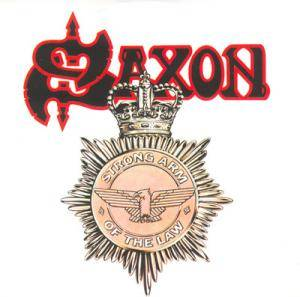 Saxon: Strong Arm Of The Law (CD) - Bild 1