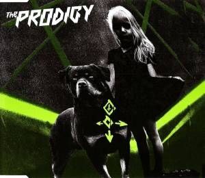 The Prodigy: Omen - Cover