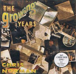 Cover - Chris Norman: Growing Years, The