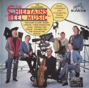 The Chieftains: Reel Music - Cover