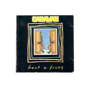 Cover - Caravan: Back To Front