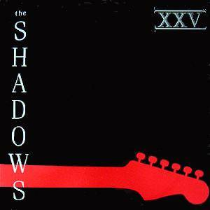 The Shadows: XXV - Cover