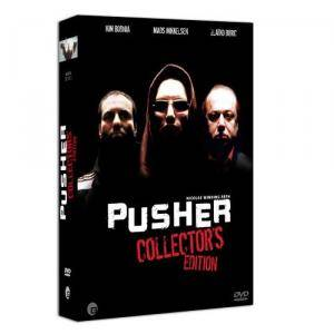 Pusher - Collectors Edition - Cover