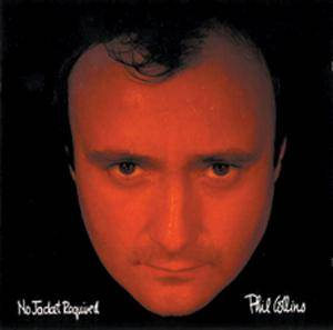 Phil Collins: No Jacket Required (LP) - Bild 1