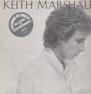 Keith Marshall: Keith Marshall - Cover