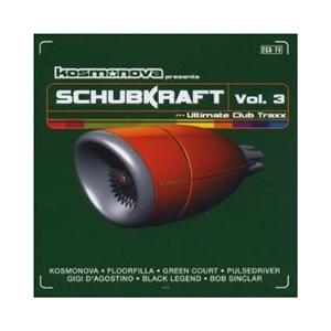 Schubkraft Vol. 3 - Cover