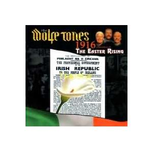 Wolfe Tones: 1916 Remembered: The Easter Rising - Cover
