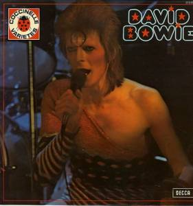 David Bowie: David Bowie - Cover