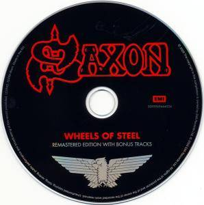 Saxon: Wheels Of Steel (CD) - Bild 5
