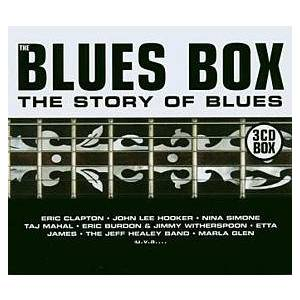 Cover - Andy Timmons: Blues Box, The
