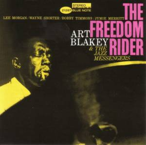 Art Blakey & The Jazz Messengers: Freedom Rider, The - Cover