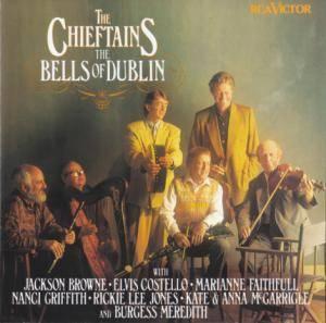The Chieftains: Bells Of Dublin, The - Cover