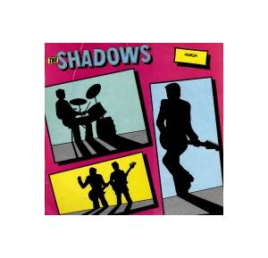 The Shadows: Shadows, The - Cover
