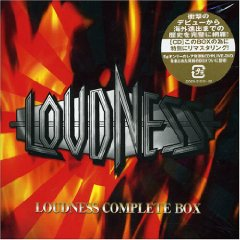 Loudness - Loudness Complete Box