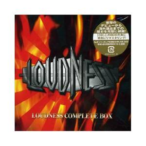 Loudness: Loudness Complete Box (11-CD + 2-DVD) - Bild 1