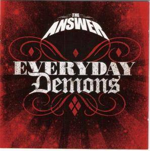 The Answer: Everyday Demons - Cover