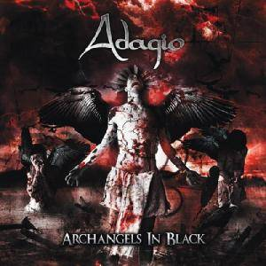 Adagio: Archangels In Black - Cover
