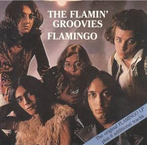 Cover - Flamin' Groovies, The: Flamingo
