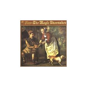 Fire: Magic Shoemaker, The - Cover