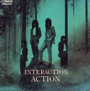 Cover - Action!: Interaction