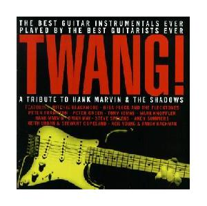 Twang! A Tribute To Hank Marvin & The Shadows - Cover