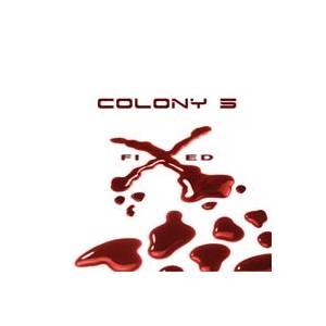Colony 5: Fixed - Cover