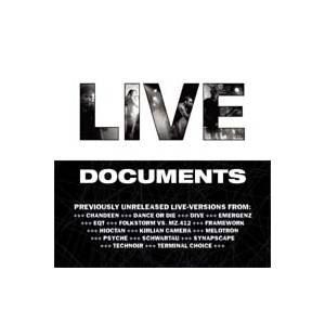 Live Documents - Cover