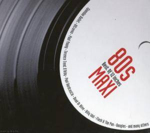 Cover - Okay: 80s Maxi - Best Of 12 Inches