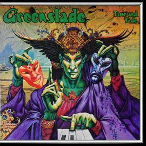 Greenslade: Time And Tide - Cover