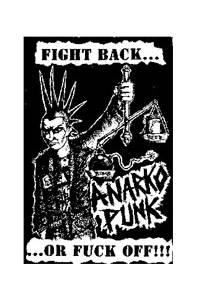 Fight Back...Or Fuck Off!!! - Cover