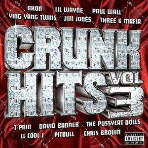Crunk Hits Vol. 3 - Cover