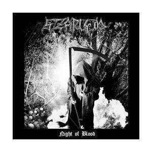Szarlem: Night Of Blood - Cover