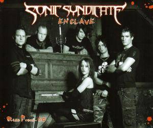 Cover - Sonic Syndicate: Enclave
