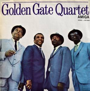 The Golden Gate Quartet: Golden Gate Quartet - Cover