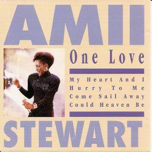 Cover - Amii Stewart: One Love