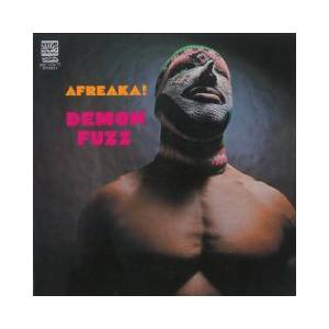 Demon Fuzz: Afreaka! - Cover
