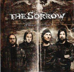 Cover - Sorrow, The: Where Is The Sun?