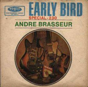 Cover - André Brasseur: Early Bird