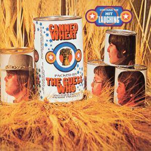 The Guess Who: Canned Wheat - Cover