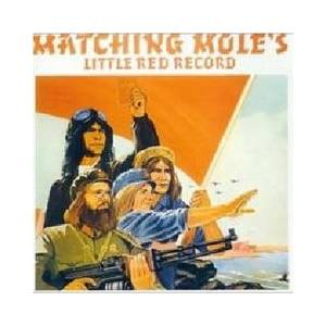 Matching Mole: Matching Mole's Little Red Record - Cover