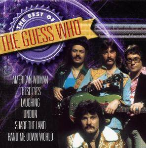 The Guess Who: Best Of The Guess Who, The - Cover