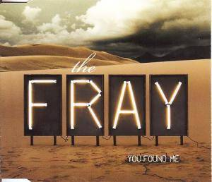 Cover - Fray, The: You Found Me